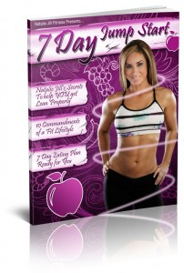 Natalie Jill Fitness 7 day jump start recipe